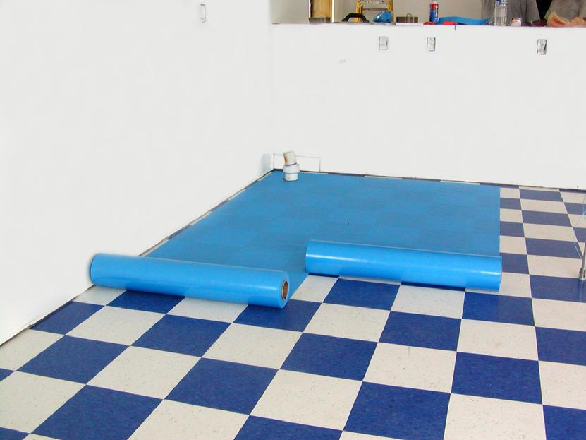 Finish Guard Floor Protection And Wall Protection Film
